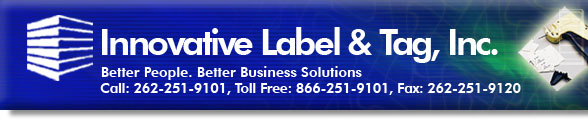 A wide array of pricing guns and price marking labels and an expertise on bar code printers and software make Innovative Label & Tag the ideal solution for your price tag needs - best price guaranteed